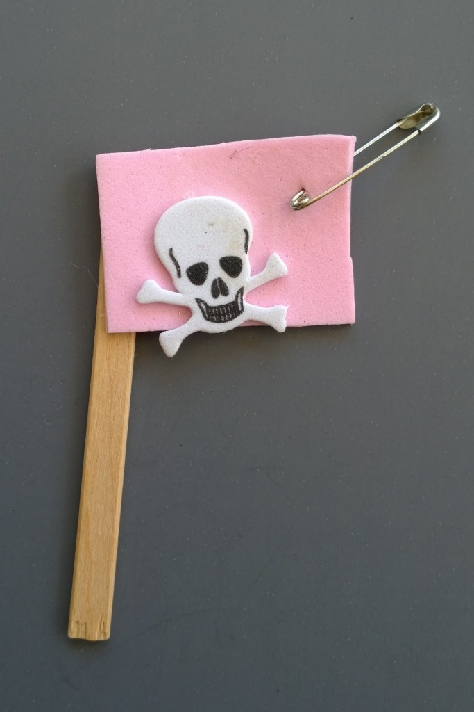 Pirate Skull Jolly Roger SWAP