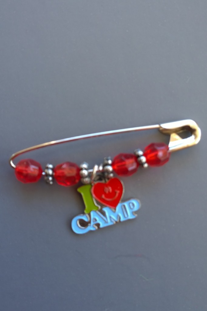 I Love Camp Bead SWAP