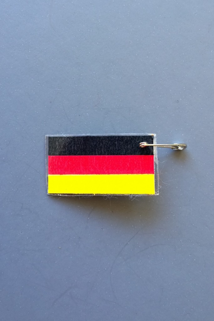 Germany - Germany Flag SWAP