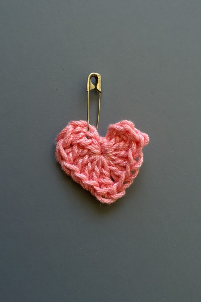 Heart Crochet SWAP