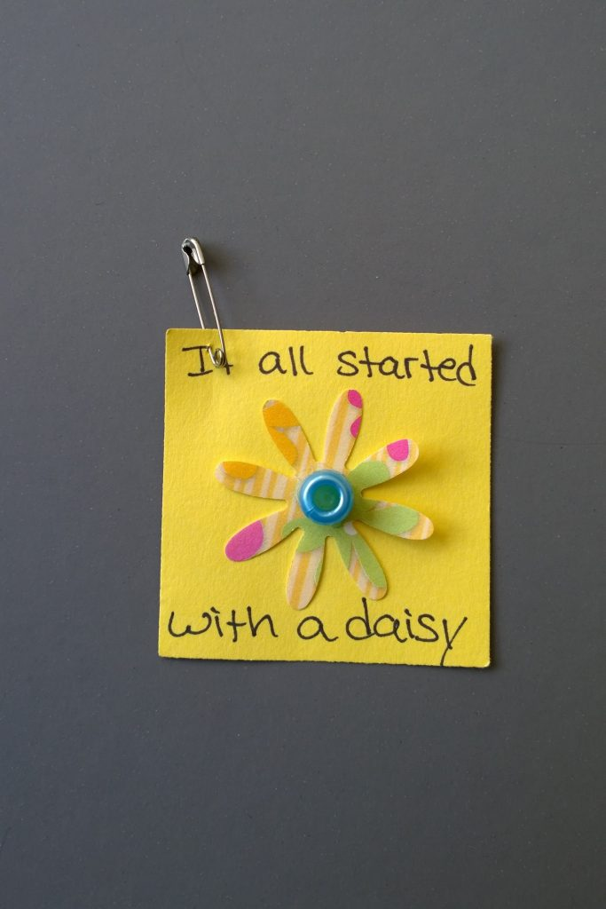 It All Started with a Daisy SWAP