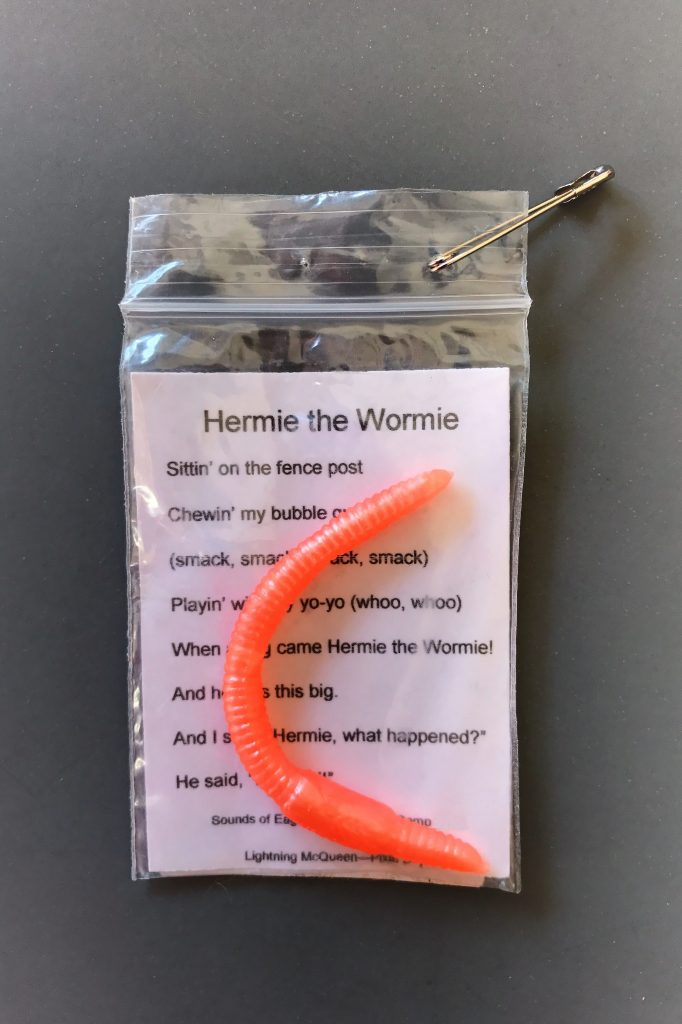 Hermie the Wormie Song SWAP