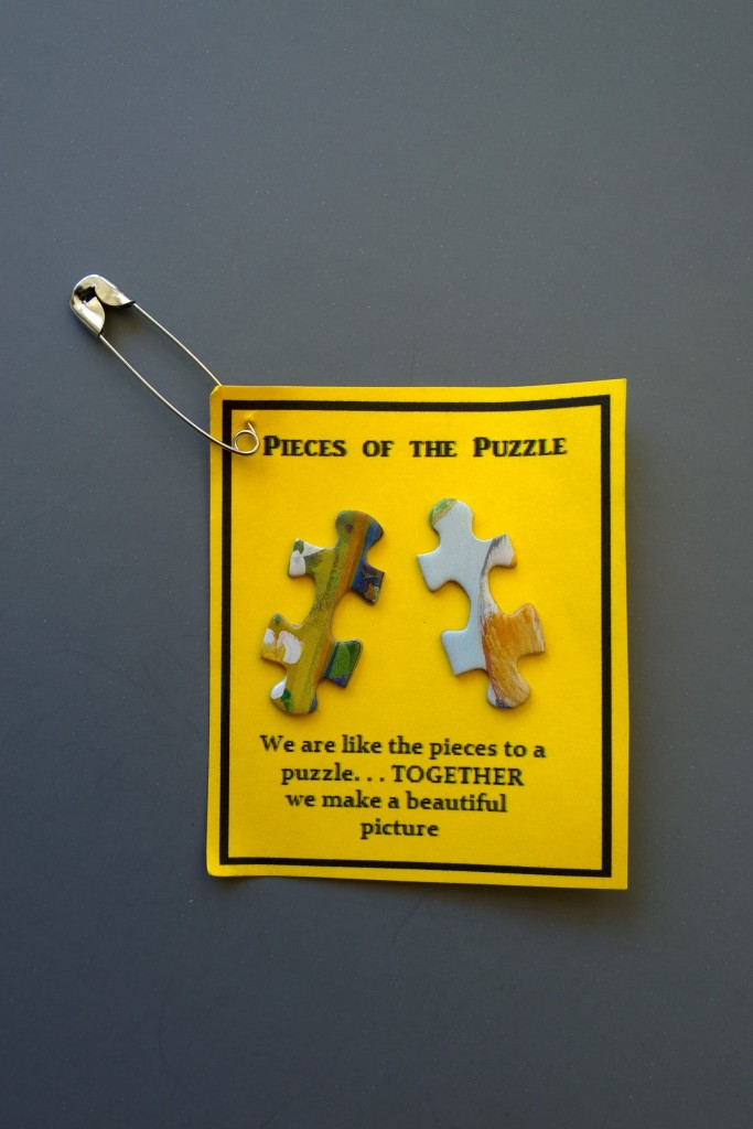 Pieces of the Puzzle SWAP